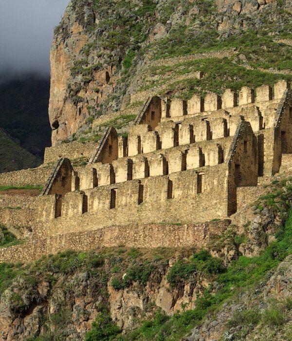 Valle Sagrado de los Incas-Ollantaytambo