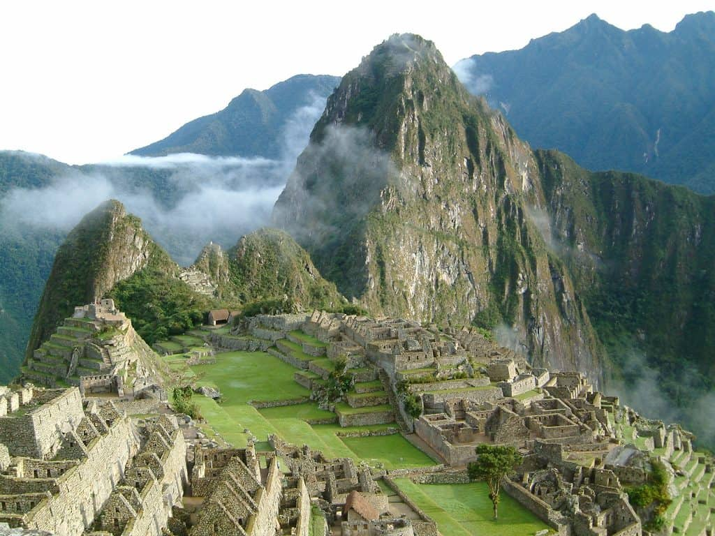 Tipos de entrada a Machu Picchu