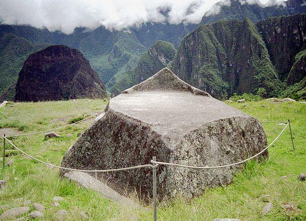 Cual fue la funcion de Machu Picchu