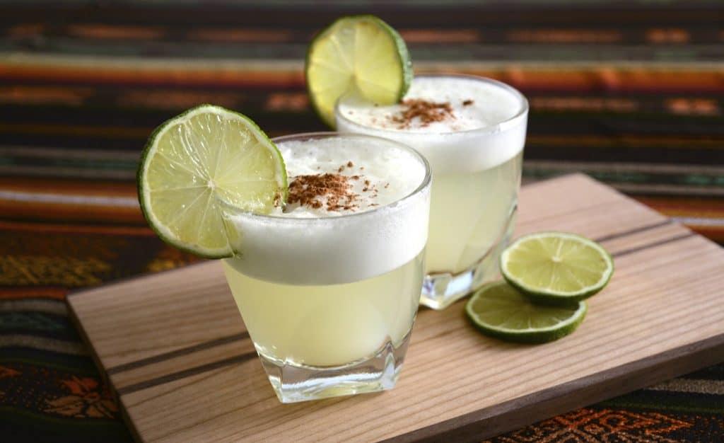Pisco Sour: Que comer en Machu Picchu...y beber! Salud!