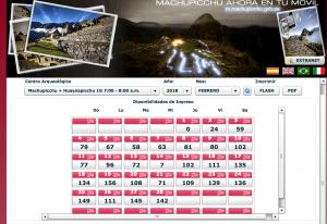 Cuando comprar las entradas para Machu Picchu