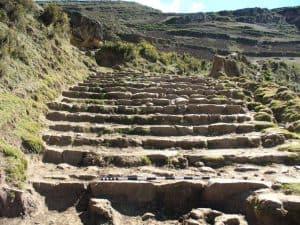 El camino Inca