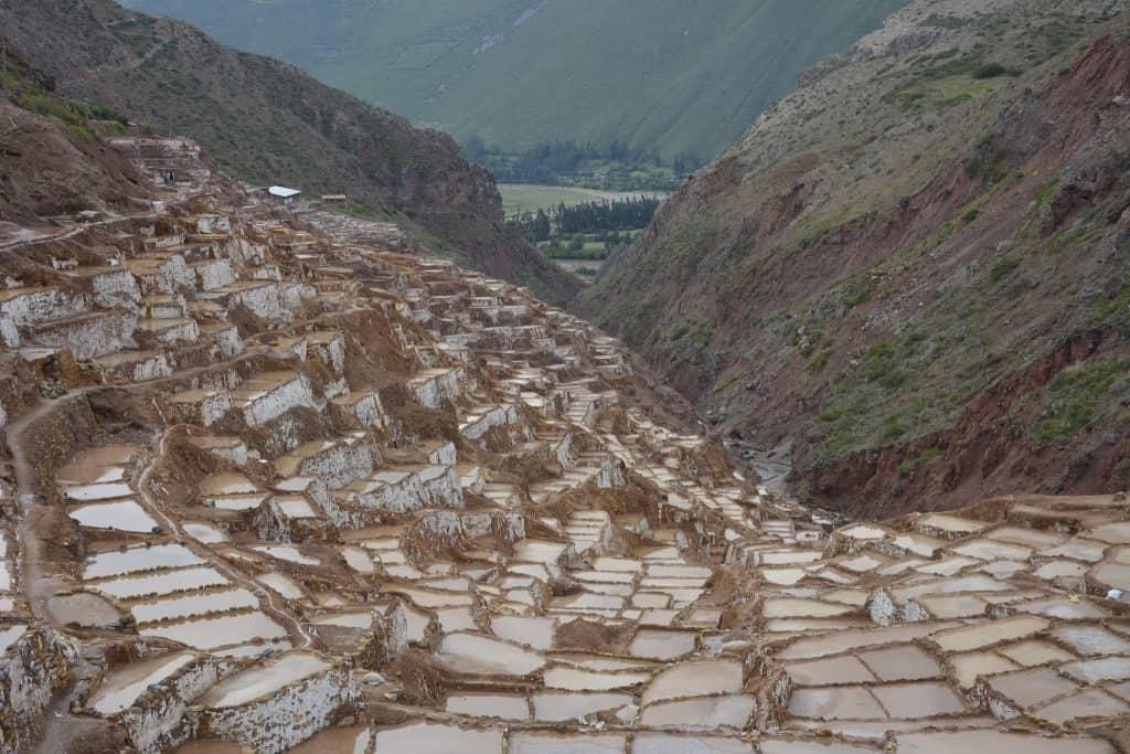 Que lugares visitar en Cusco - Salineras de maras
