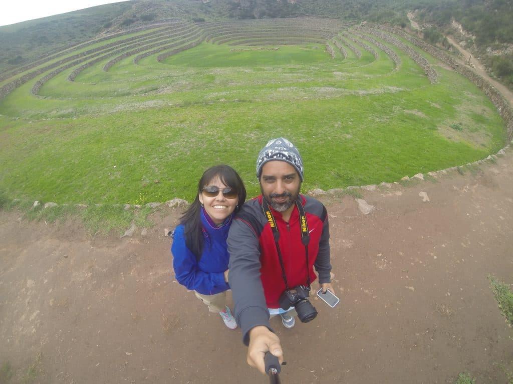 Que lugares visitar en Cusco - centro arqueologico de moray