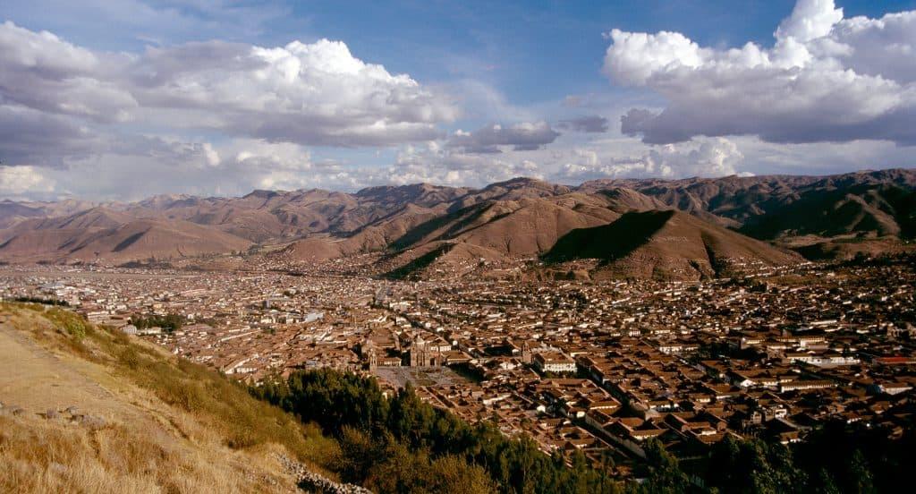 Vista inspiradora, por si no sabes que lugares visitar en tu viaje a Cusco