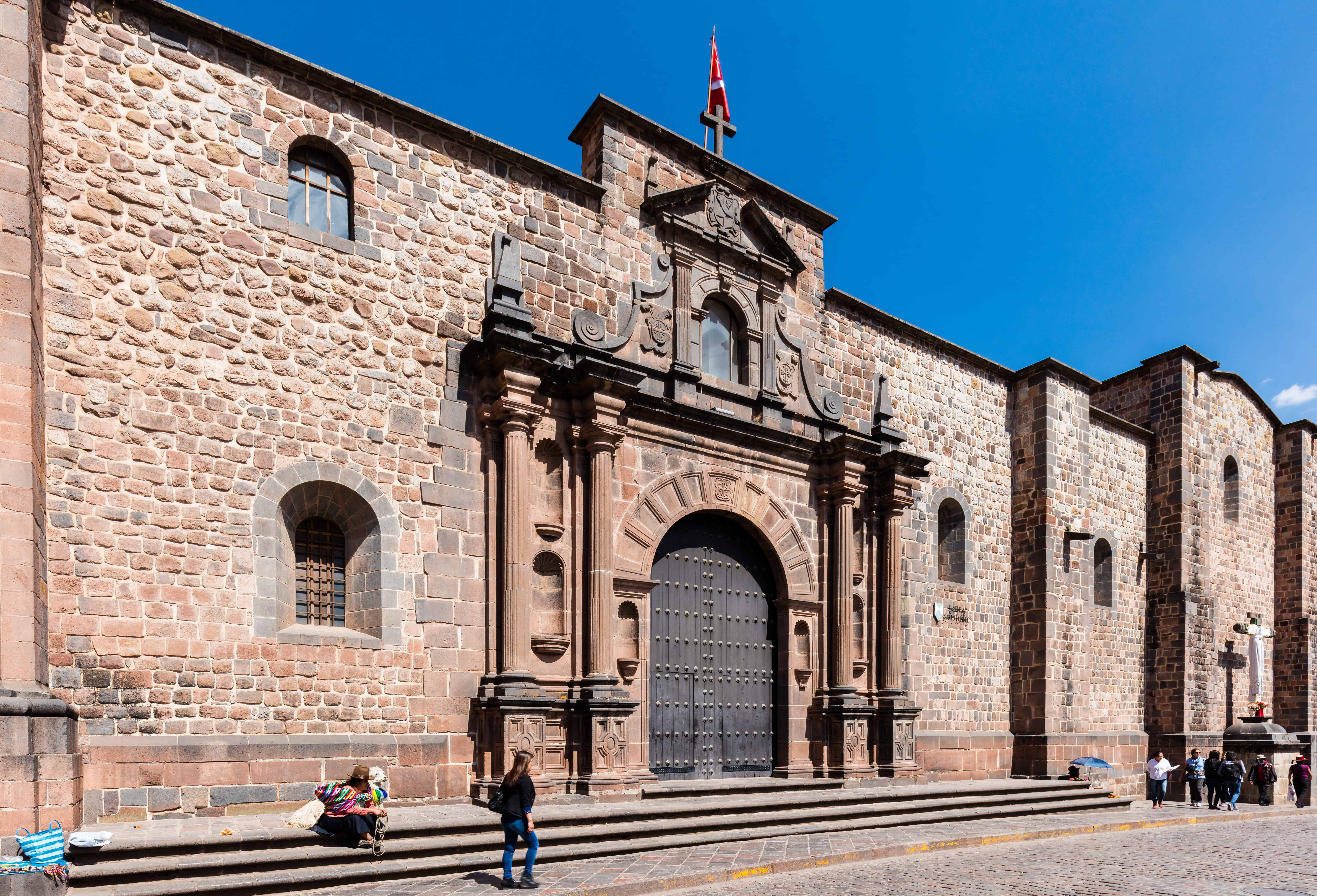 que ver en cusco en 2 dias Convento de Santo Domingo