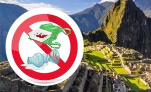 Restringen uso de plástico en Machu Picchu