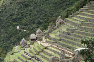 Los andenes sirven para pensar sobre cual fue la funcion de Machu Picchu