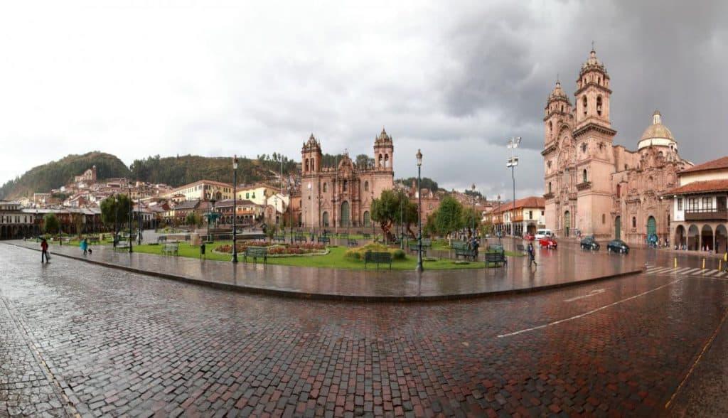 Hay vuelos directos de Chile a Cusco