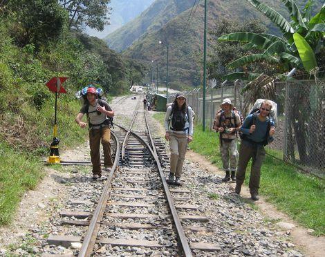 La ruta más barata a Machu Picchu