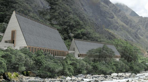 Nuevo centro de visitantes en Machu Picchu
