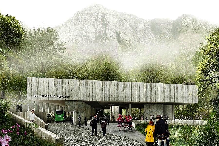 Nuevo centro de visitantes Machu Picchu